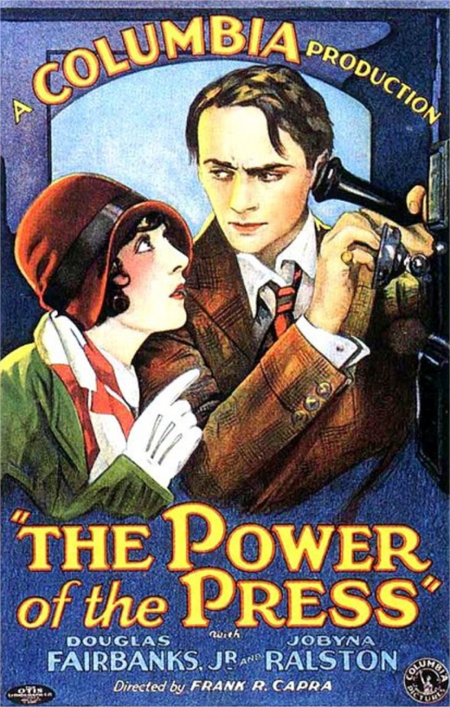 1928 The Power of the Press