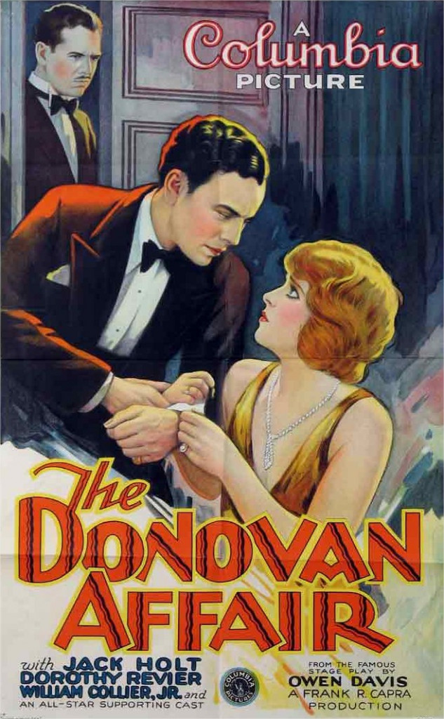 1929 L'Affaire Donovan