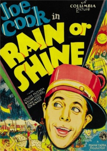 1930 Rain or shine