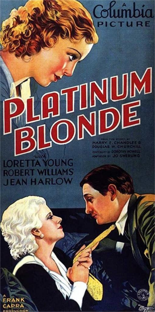 1931 La Blonde platine