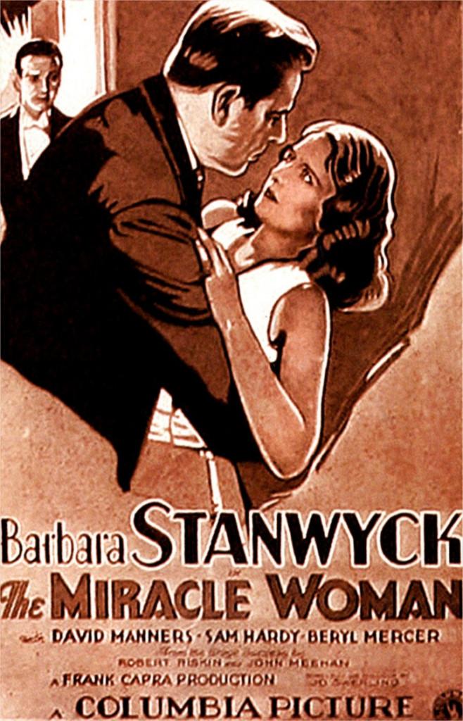 1931 La Femme aux miracles