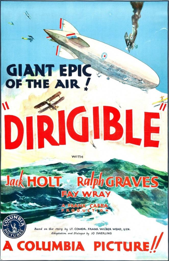 1931 Le Dirigeable