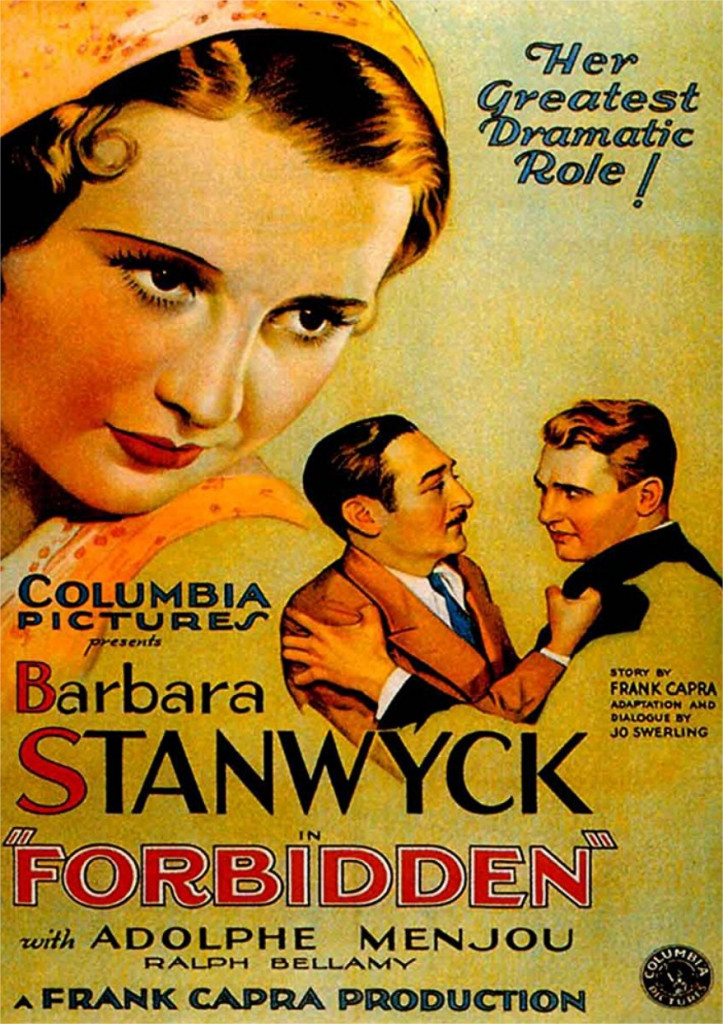 1932 Amour défendu