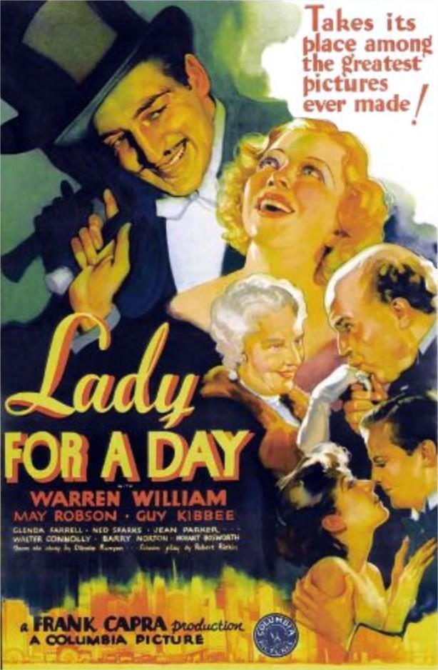 1933 La Grande Dame d'un jour