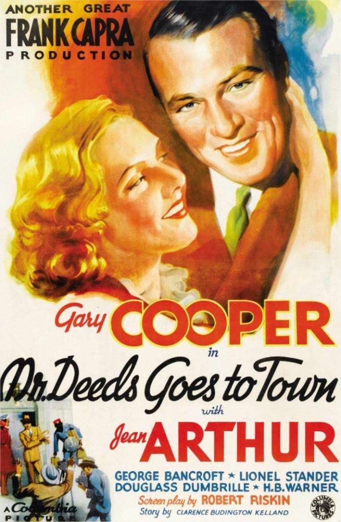 1936 L'Extravagant Mr Deeds