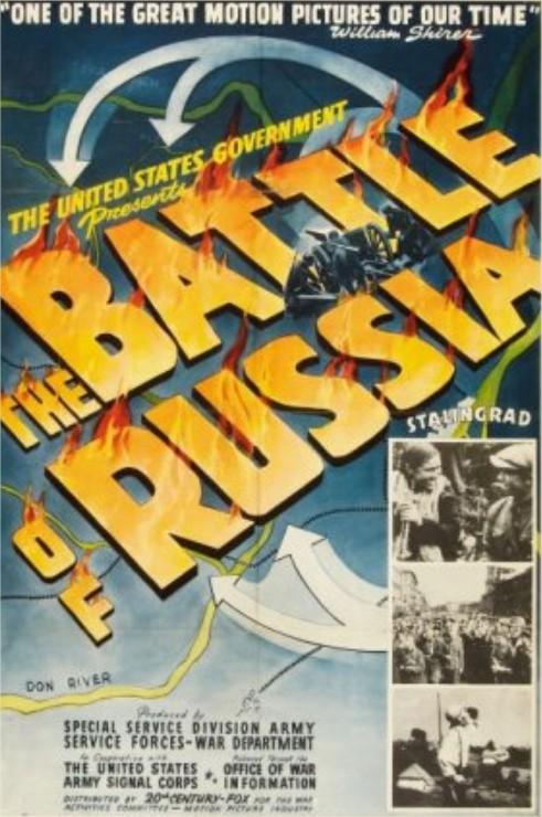 1943 La Bataille de Russie