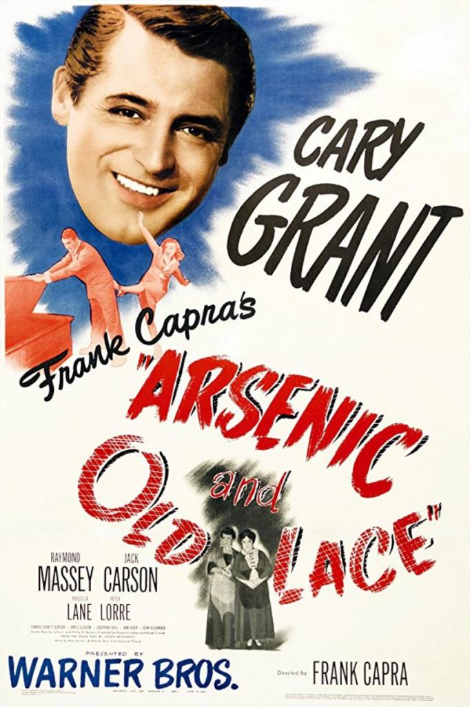 1944 Arsenic et vieilles dentelles