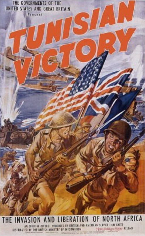 1944 Victoire de Tunisie