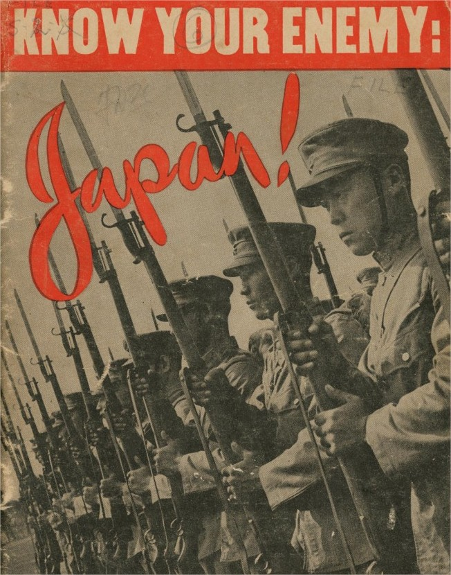 1945 Know your enemy - Japan