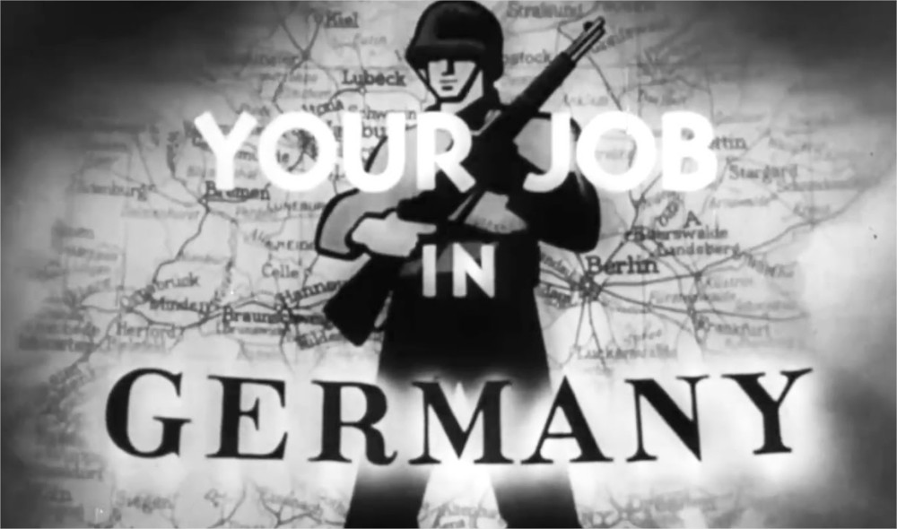 1945 Your Job in Germany