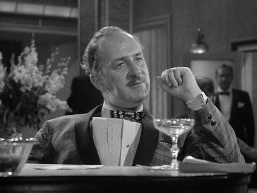 Alfred Hitchcock présente Le plongeon