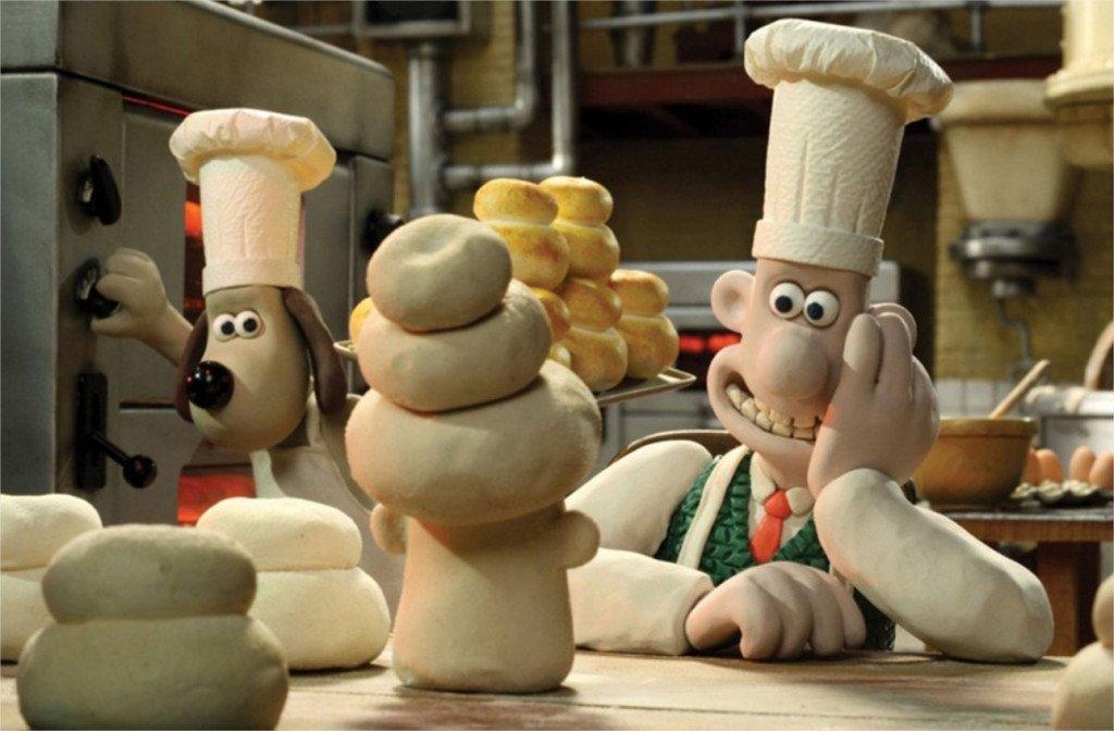 Wallace et Gromit Sacré pétrin