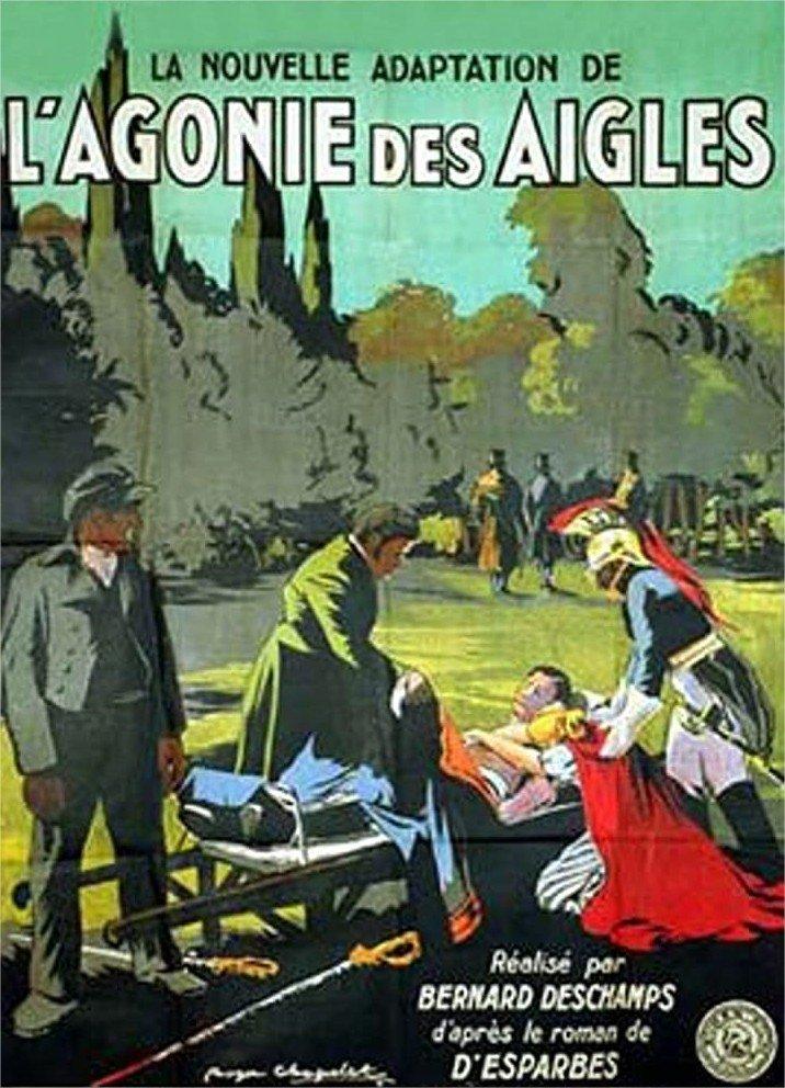 1922 L'Agonie des aigles