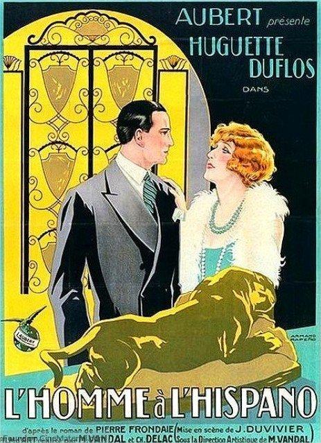 1926 L'Homme à l'Hispano