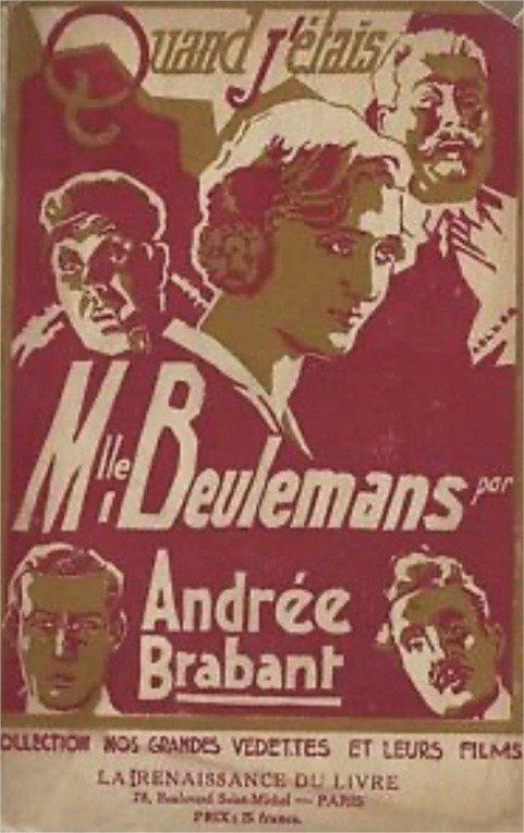 1927 Le Mariage de mademoiselle Beulemans