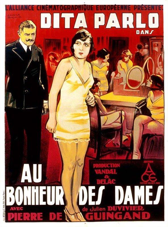 1930 Au bonheur des dames