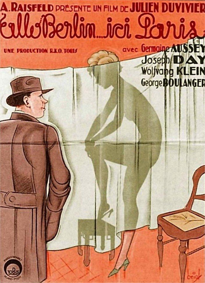 1932 Allo Berlin Ici Paris