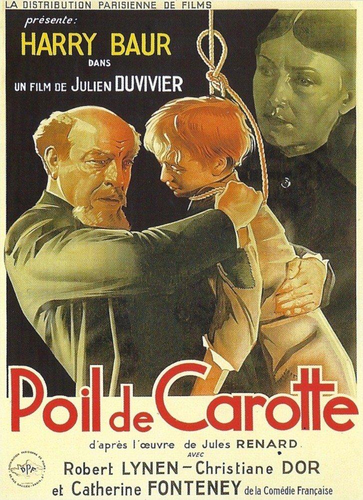 1932 Poil de Carotte