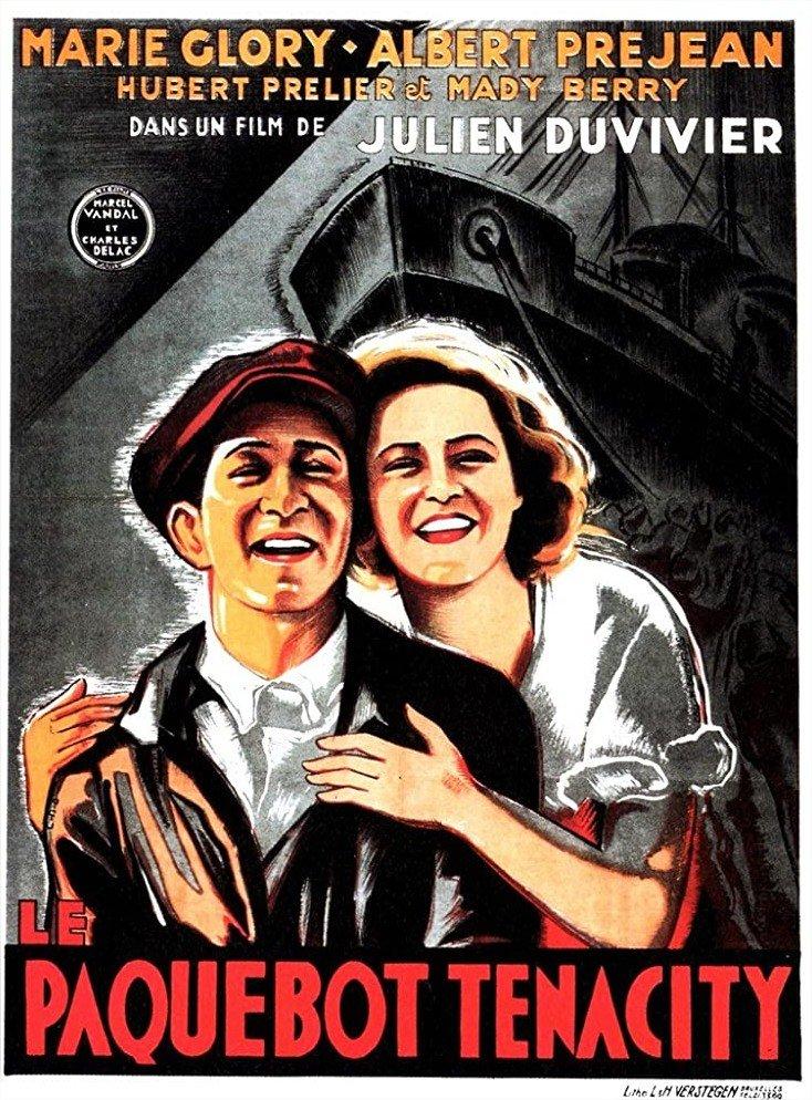 1934 Le Paquebot Tenacity