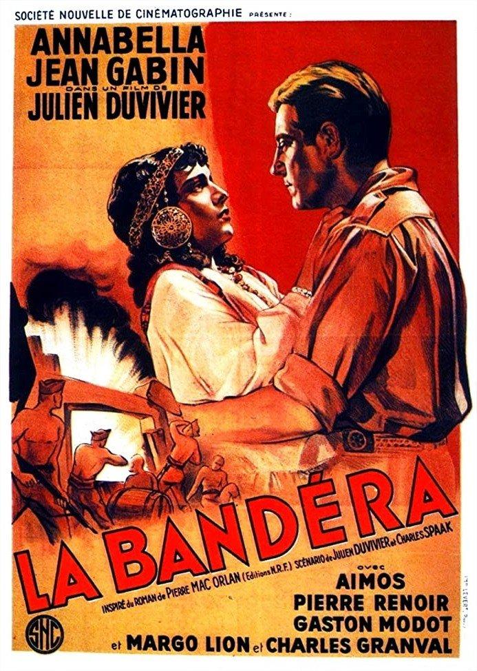 1935 La Bandéra