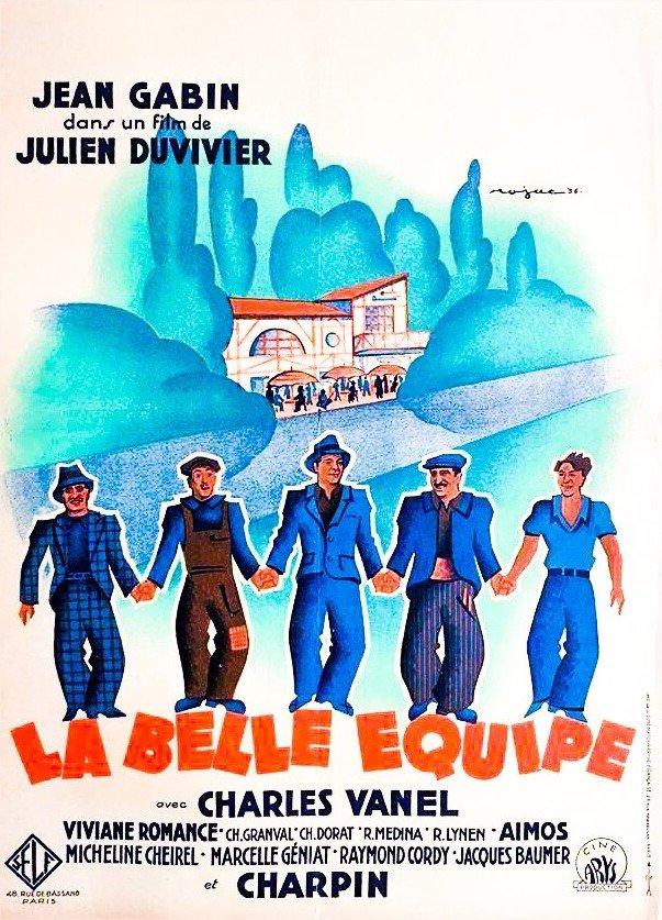 1936 La Belle Equipe