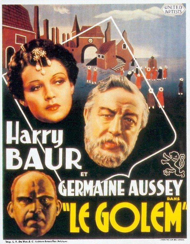 1936 Le Golem