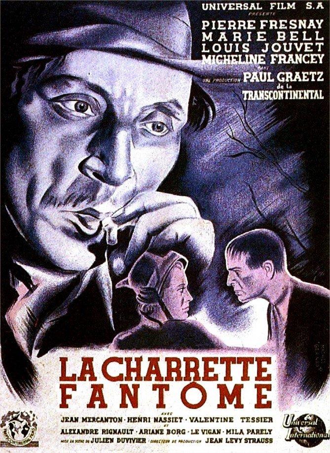 1939 La Charrette Fantôme