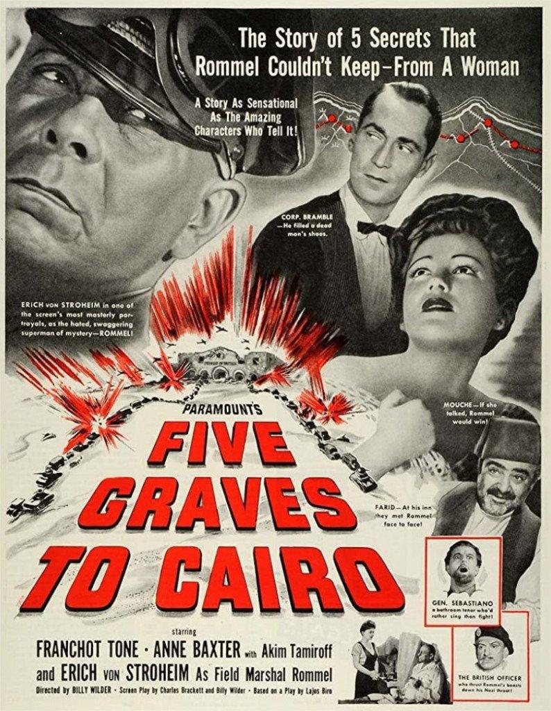 1943 Les Cinq Secrets du désert