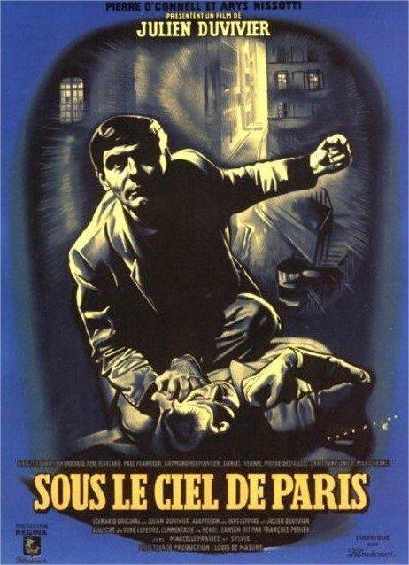 1951 Sous le ciel de Paris