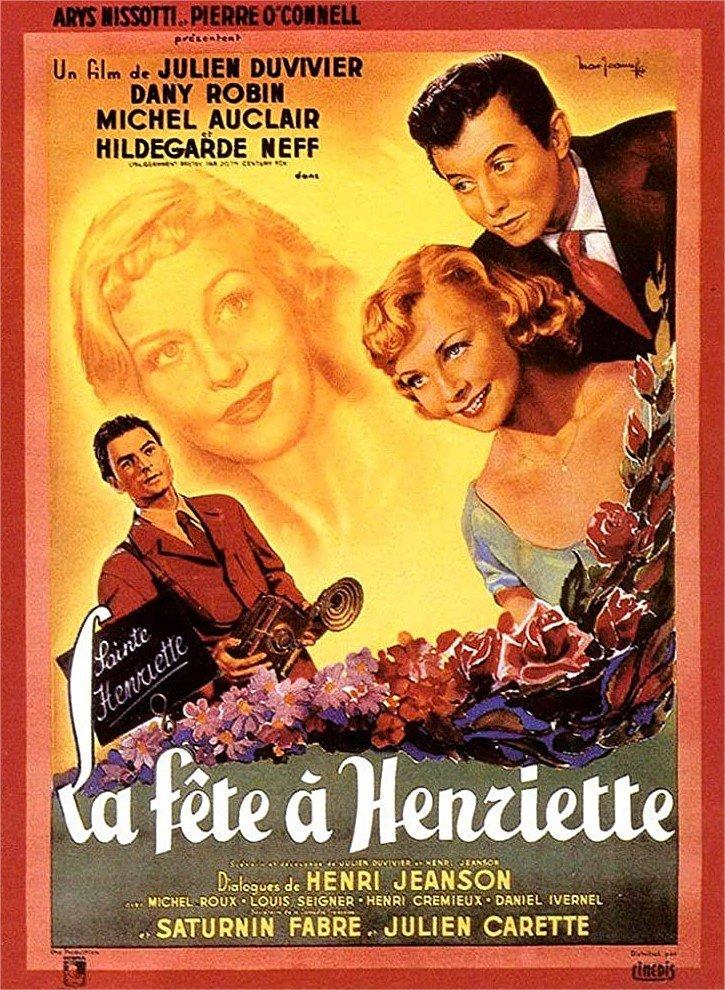 1952 La Fête à Henriette