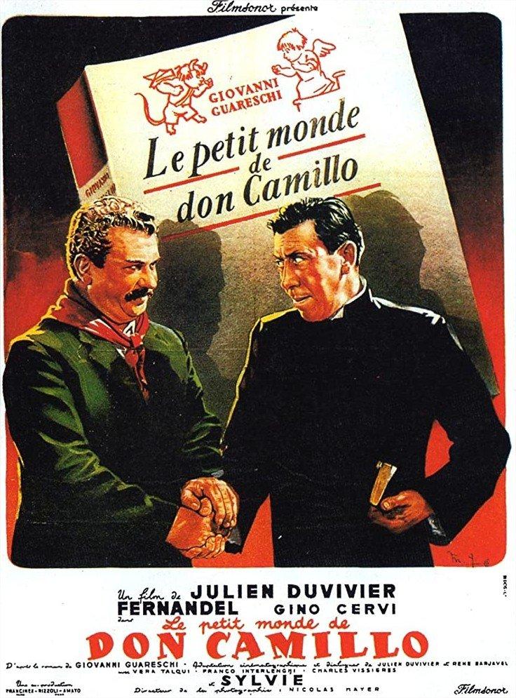 1952 Le Petit Monde de Don Camillo