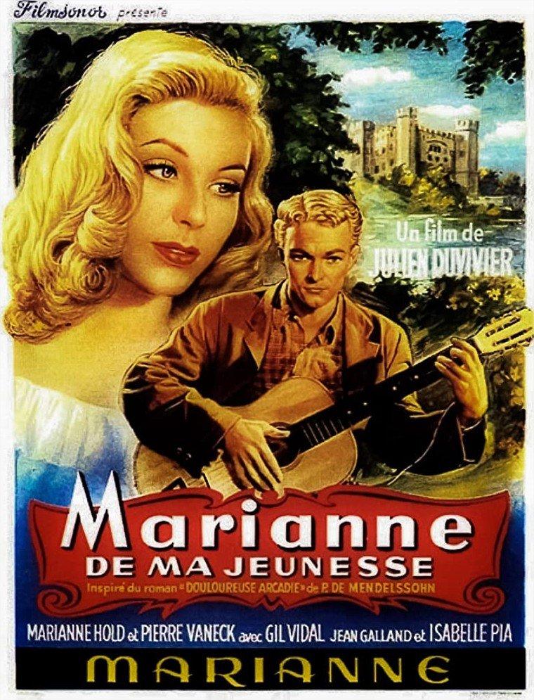 1955 Marianne de ma jeunesse