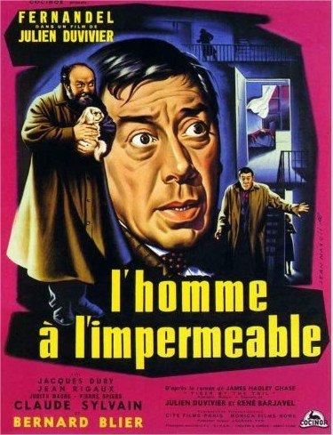 1957 L'Homme à l'imperméable