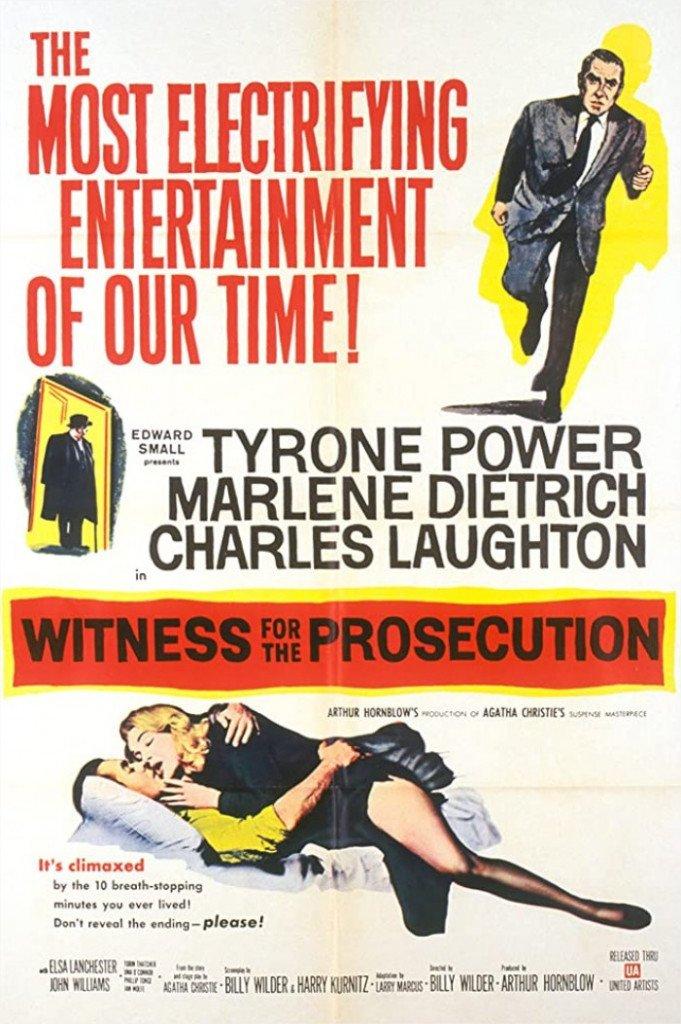 1957 Témoin à charge