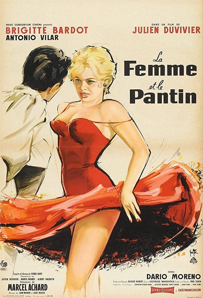 1959 La Femme et le pantin