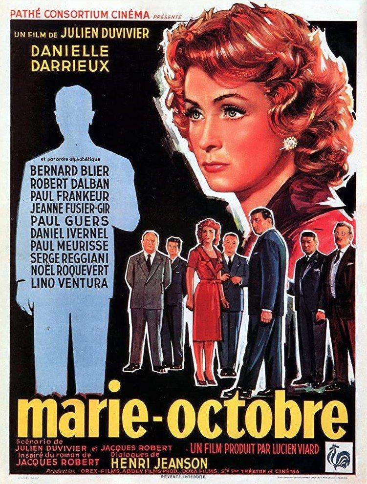 1959 Marie-Octobre