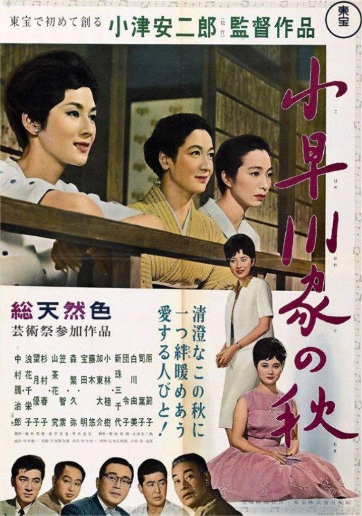 1961 L'automne de la famille Kohayagawa