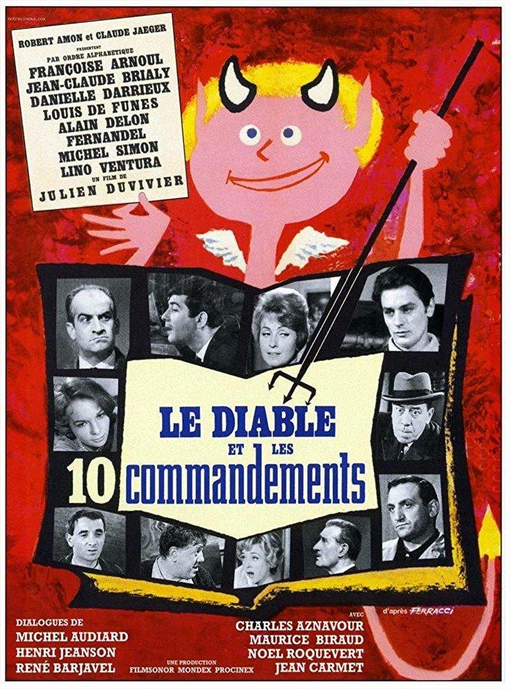 1962 Le Diable et les 10 commandements