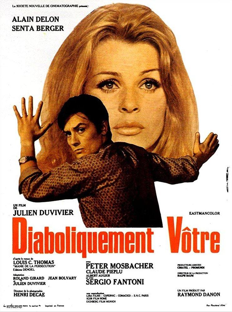 1967 Diaboliquemet vôtre