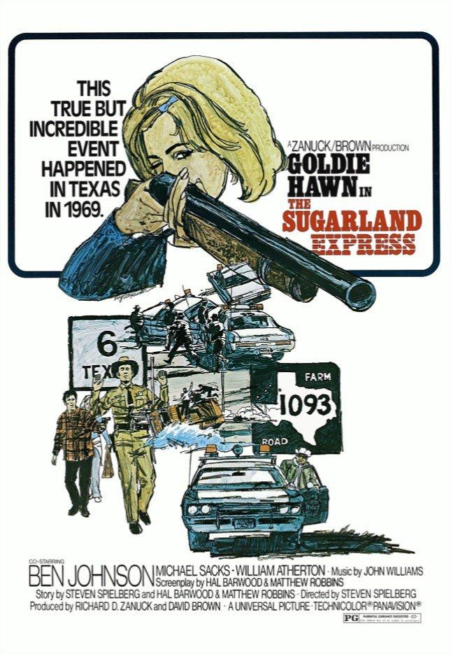 1974 Sugarland Express