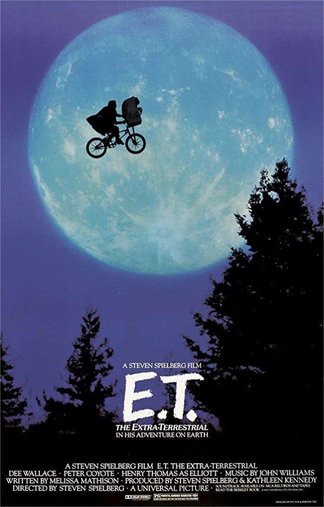 1982 E.T., l'extra-terrestre