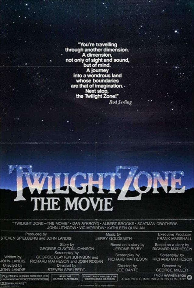 1983 La quatrième dimension - le film