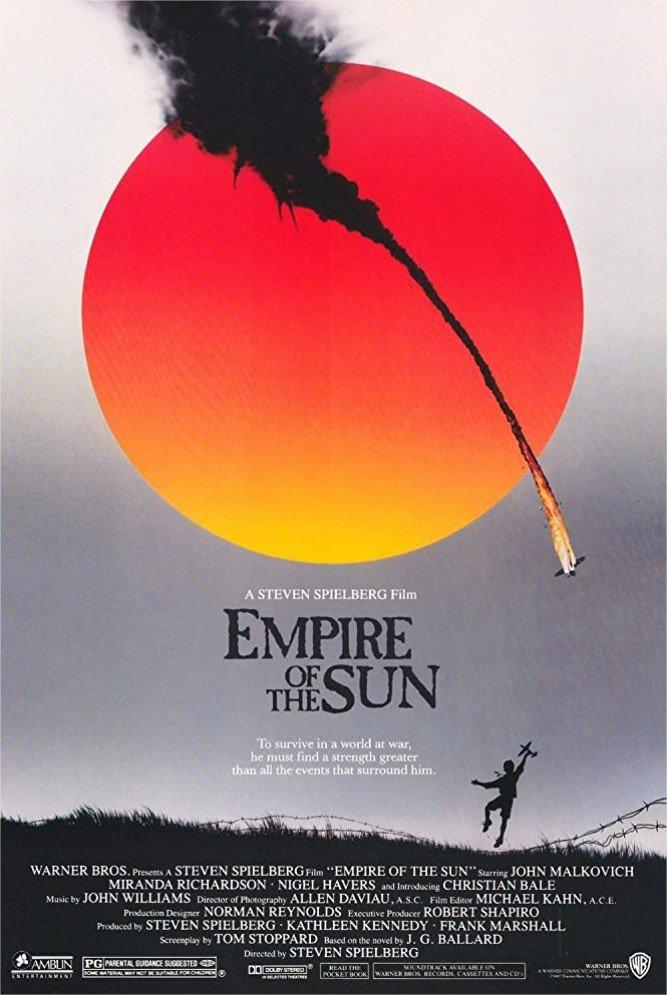 1987 Empire du soleil