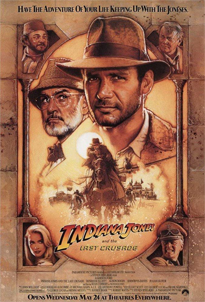 1989 Indiana Jones et la dernière croisade