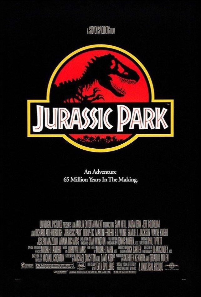 1993 Jurassic Park