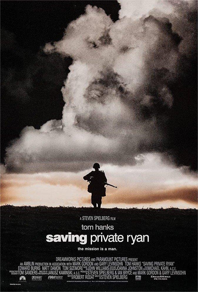 1998 Il faut sauver le soldat Ryan