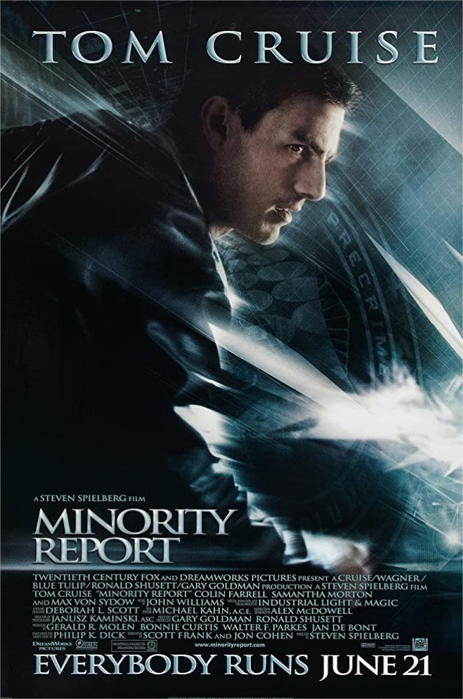 2002 Minority Report