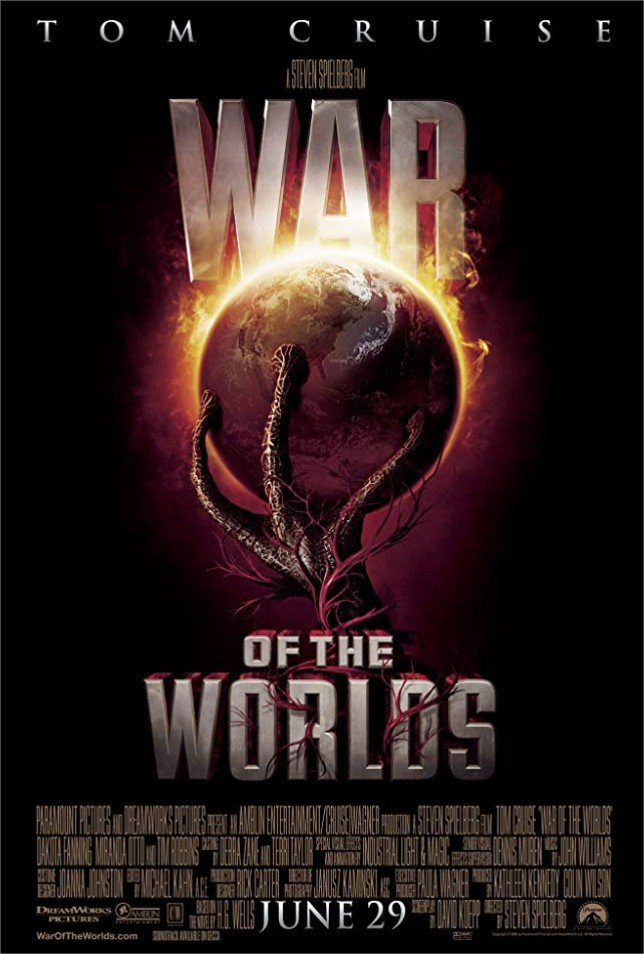 2005 La guerre des mondes