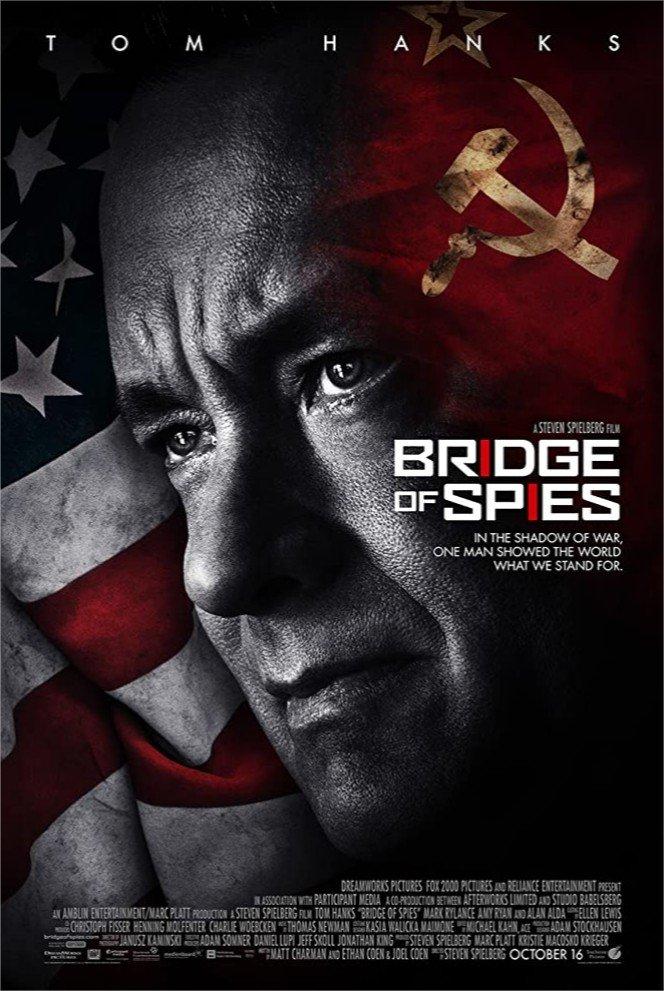 2015 Le pont des espions