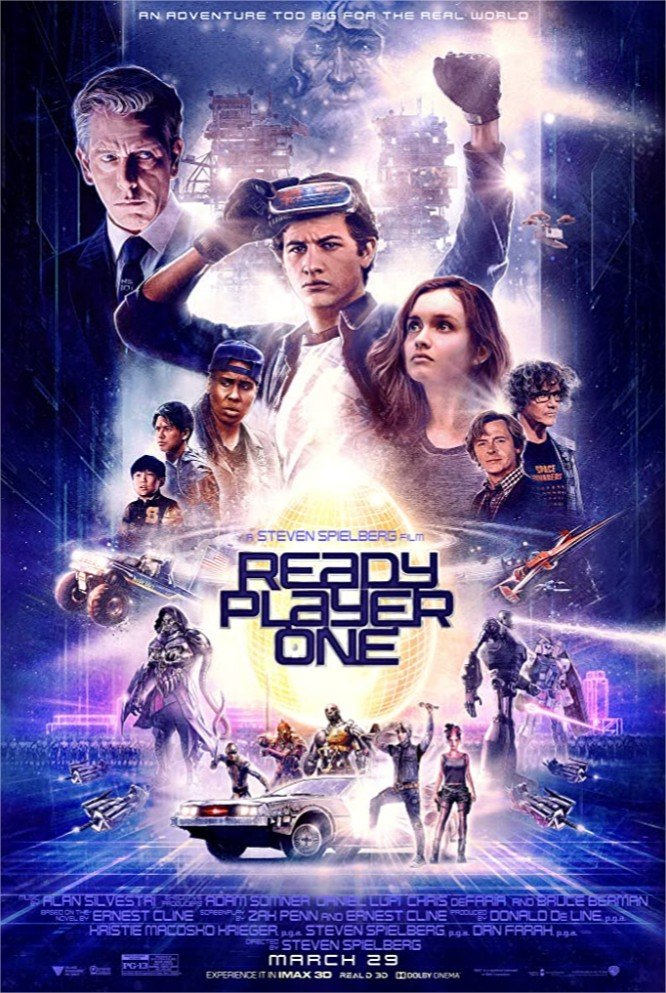 2018 Ready Player One